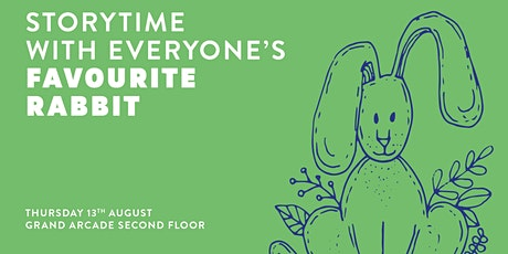 Storytime with everyone's favourite rabbit tickets