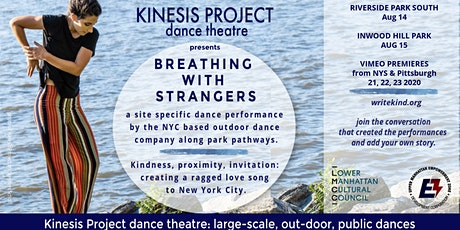 Breathing with Strangers: Along the Water's Edge tickets