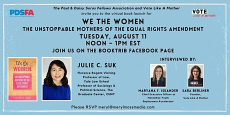 We the Women | Book Launch tickets