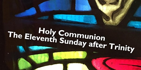 Book your seat for a short Sunday Eucharist 9am Service - Sunday 23 August tickets