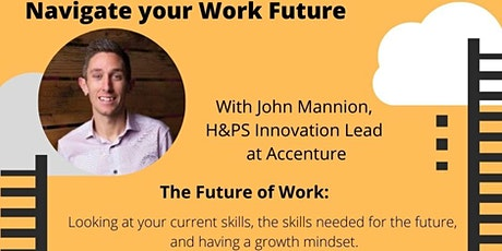 The Future of Work  - Third Age's Navigate your Work Future tickets