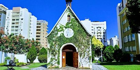Santa Missa - Santuário Tabor da Esmagadora da Serpente ingressos