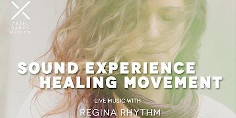 Sound Experience & Healing Movement by Regina Rhythm tickets