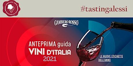 Anteprima Guida Vini - Gambero Rosso & Enoteca Alessi biglietti