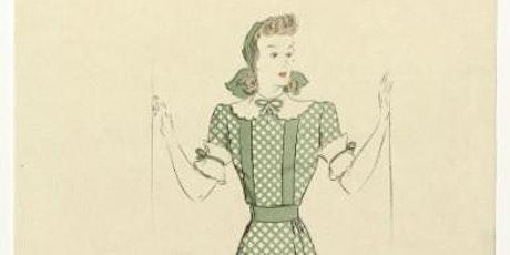 Inventief met naald en draad: mode in 1940-1945 tickets
