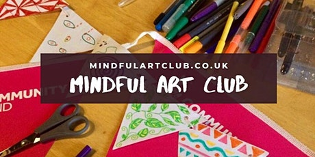 Online Mindful Art Club tickets