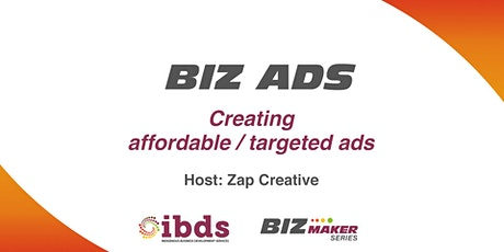 Biz Ads tickets