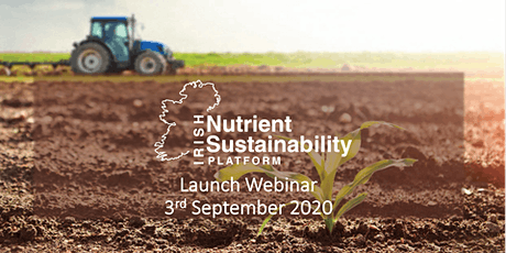 Irish Nutrient Sustainability Platform Launch tickets