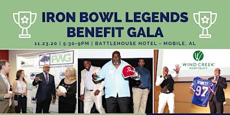 Iron Bowl Legends Benefit Gala tickets