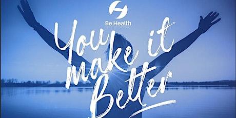 Convention Be Health 4 ottobre biglietti