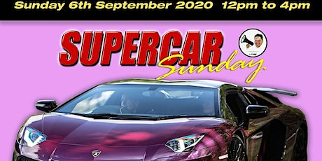 SPECTATORS TICKETS - SUPERCAR SUNDAY 6TH SEPTEMBER tickets