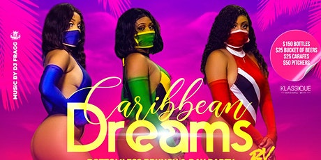 Caribbean Dreams - Bottomless Brunch & Day Party - Labor Day Weekend tickets