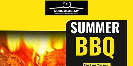 Noon Academy Fundraising BBQ tickets