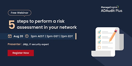 5 steps to perform risk assessment in your network tickets