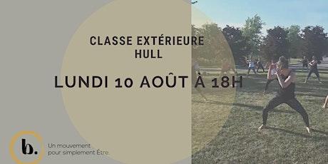 b. class ®  extérieure avec Valerie M. et Odrée à Hull tickets