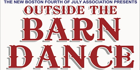 """Outside the Barn"" Dance tickets"