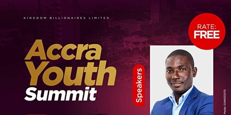 Accra Youth Summit tickets