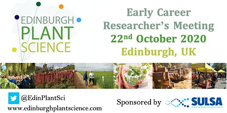 Early Career Researcher's Meeting tickets