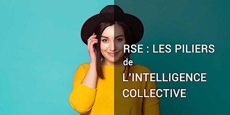 RSE : les 3 piliers de l'intelligence collective billets