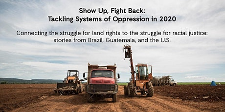 Show Up, Fight Back: Tackling Systems of Oppression in 2020 (Webinar) tickets
