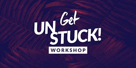 Get Unstuck! Online Workshop / 07. November 2020 Tickets