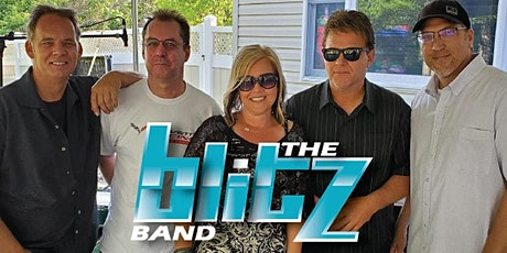 The Blitz Band at the Flying W Airport RAIN DATE tickets