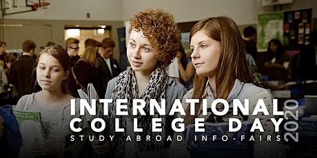 International College Day Online Session 1 (Düsseldorf) tickets
