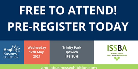 Anglia Business Exhibition 2021 tickets