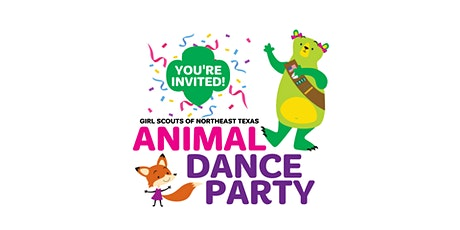 Animal Dance Party - Join Girl Scouts in Sulphur Springs, Texas! tickets