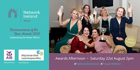 Network Mayo Businesswoman Of The Year Awards 2020 tickets