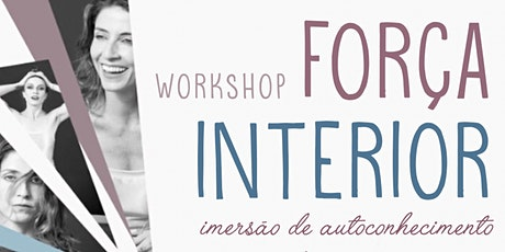 Força Interior | Workshop com Bruna Magnes ingressos