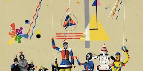 DOCU - Bauhaus Spirit billets
