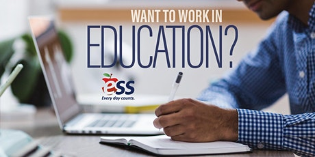 Now Hiring Educational Personnel tickets