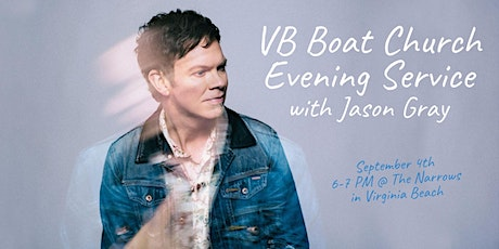 A Special Musical Worship Service with Jason Gray tickets