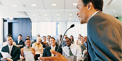 1st London Toastmasters: Public Speaking and Leade