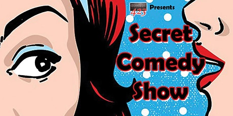 Secret Comedy Show tickets