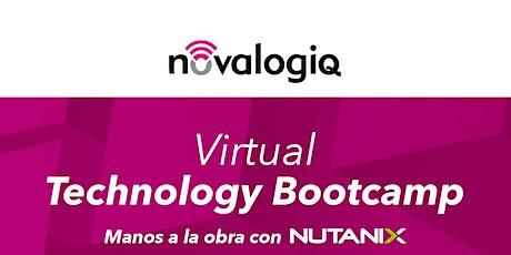 Nutanix Virtual Technology Bootcamp biglietti