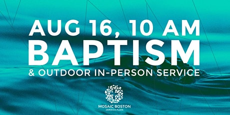 Baptism And Outdoor Service tickets