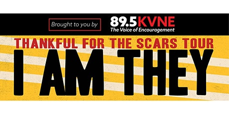 "Concert featuring:			  "" I Am They"" tickets"
