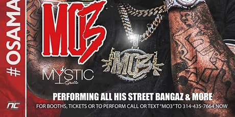 MO3 LIVE IN CONCERT STL(Earlybird VIP admission) tickets