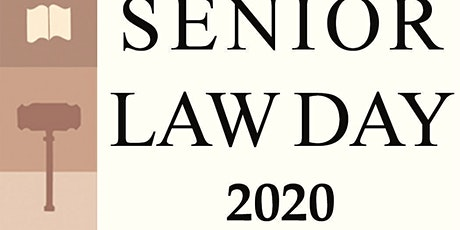 Senior Law Day 2020 tickets