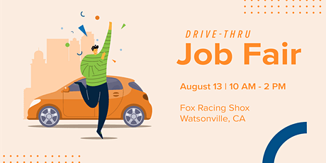 Drive-Thru Job Fair: Fox Racing Shox is Hiring! tickets