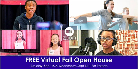 FREE Virtual Fall Open House tickets