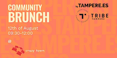 Community Brunch tickets