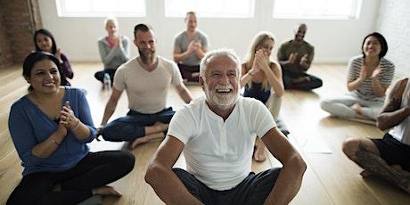 The Five Dollar Yoga Class tickets