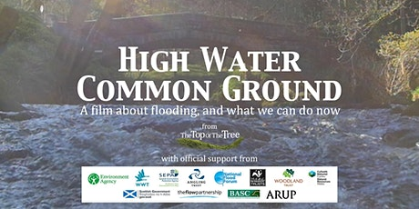 'High Water Common Ground' Film Screening tickets