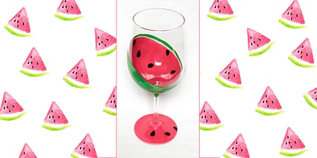 Paint & Sip: Watermelon Crawl! tickets