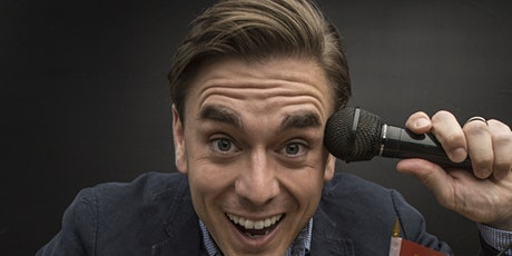 UNB Alumni Association Presents: James Mullinger Stand Up Watch Party tickets