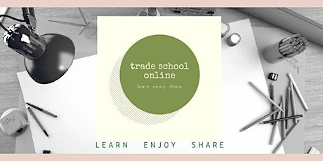 Trade School Online: How to make a homemade mask without stress tickets