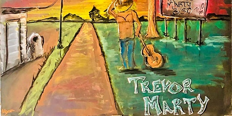 Live Music: Trevor Marty tickets